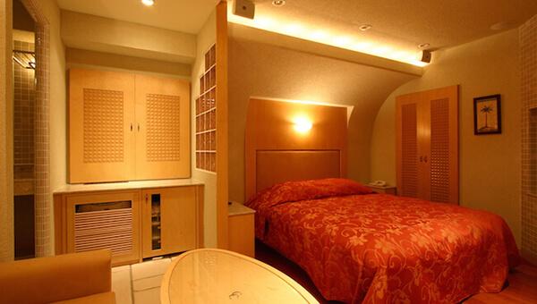 大阪のホテル・WATER HOTEL CC