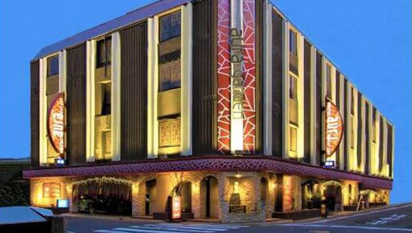 名古屋のホテル・アウラガーデン